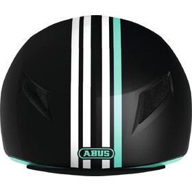 ABUS Yadd-I #credition Kask rowerowy, black celeste